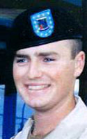 Army Sgt. Clint E. Williams