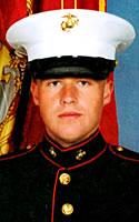 Marine Lance Cpl. Kenneth A. Corzine