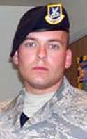 Air Force Senior Airman Matthew R. Courtois