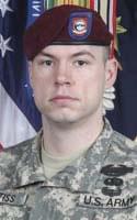 Army Staff Sgt. Kurt R. Curtiss