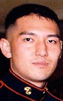 Marine Sgt. Daniel A. Tsue