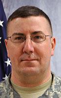 Army Sgt. 1st Class Darren M. Linde