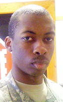 Army Cpl. Darrion T. Hicks