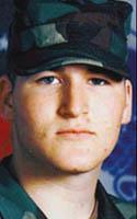 Army Pfc. David N. Crombie
