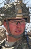 Army 1st Lt. David A. Johnson