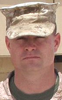 Marine Staff Sgt. David H. Stewart