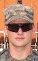 Army Spc. David W. Taylor