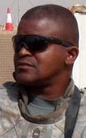 Army Master Sgt. Anthony  Davis