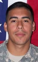 Army Sgt. Fernando  Delarosa