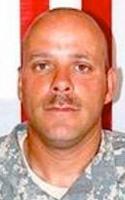 Army Staff Sgt. Delmar  White