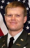 Army 1st Lt. Nick A. Dewhirst