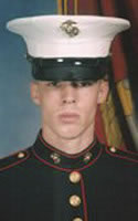 Marine Sgt. Matthew J. DeYoung