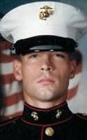 Marine Lance Cpl. Joshua W. Dickinson