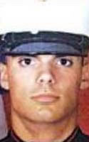 Marine Lance Cpl. Anthony A. Dilisio