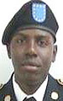 Army Pfc. Donnell A. Hamilton Jr.