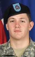 Army Pfc. Douglas L. Cordo