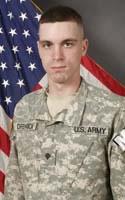 Army Spc. Daniel P. Drevnick