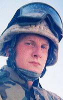 Marine Cpl. Dustin J. Libby