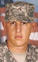 Army Spc. Edward J. Acosta
