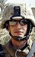 Marine Staff Sgt. Jordan B. Emrick