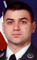 Army Sgt. Blake W. Evans