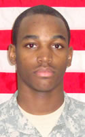Army Sgt. Lashawn D. Evans