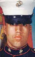 Marine Lance Cpl. Fernando S. Tamayo