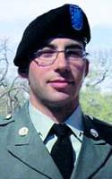 Army Spc. Steven J. Fitzmorris