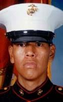 Marine Cpl. Gregory M.W. Fleury