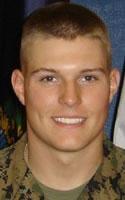 Marine Lance Cpl. Franklin N. Watson