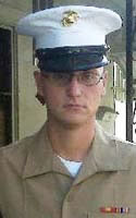 Marine Lance Cpl. Michael L. Freeman Jr.