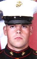 Marine Lance Cpl. Ronald D. Freeman