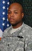 Army Staff Sgt. Alex  French IV