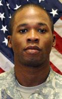 Army 1st Lt. Demetrius M. Frison