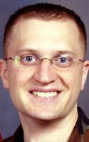 Air Force Staff Sgt. Christopher S. Frost