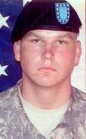 Army Spc. Garrett A. Fant