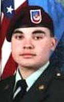 Army Spc. Ryan A. Gartner