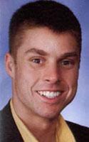 Air Force 1st Lt. Joel C. Gentz