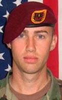 Army Sgt. Brennan C. Gibson