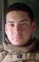 Navy Hospital Corpsman Edwin  Gonzalez