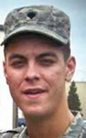 Army Cpl. Chad D. Groepper