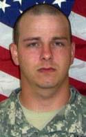 Army Pfc. Derrick D. Gwaltney