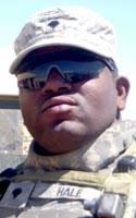 Army Cpl. James M. Hale