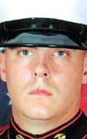 Marine Lance Cpl. David R. Hall