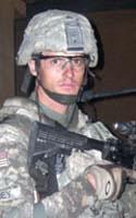 Army Staff Sgt. Randy M. Haney