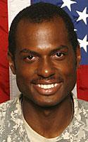 Army Pfc. Devon J. Harris