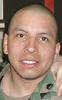 Army Staff Sgt. Hector  Leija