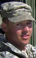 Army Cpl. Andrew L. Hutchins