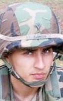Army Staff Sgt. Ivan V. Alarcon