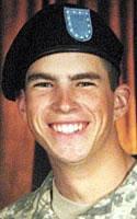 Army Pfc. Michael R. Jarrett